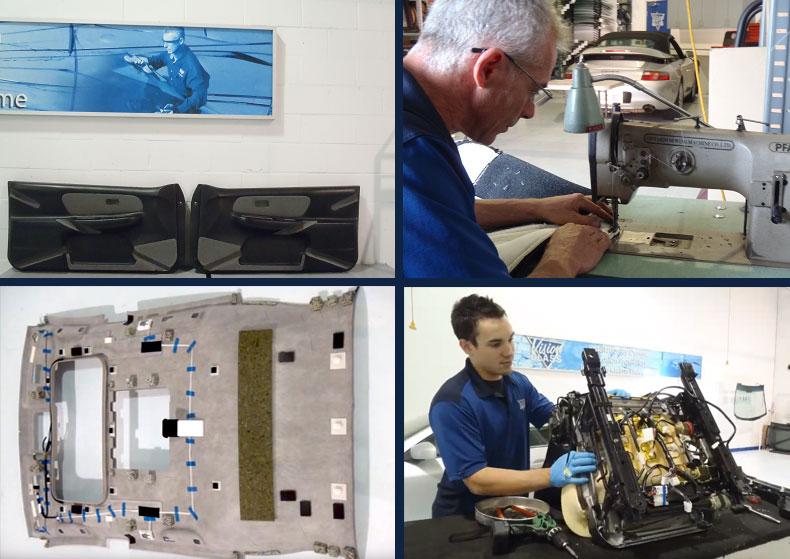Interior Auto Trim Repair And Replacement In Woodbridge